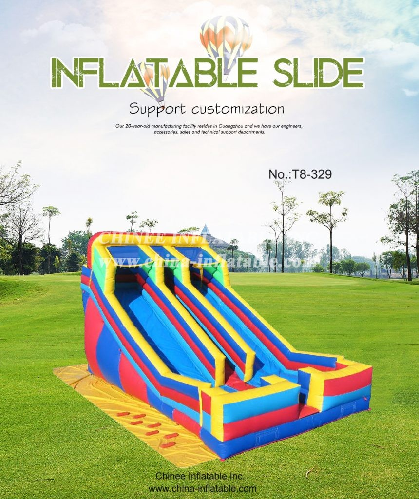 T8-329 - Chinee Inflatable Inc.