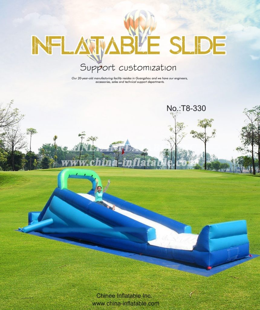 T8-330 - Chinee Inflatable Inc.