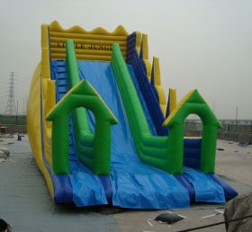 T8-1071Inflatable Slide