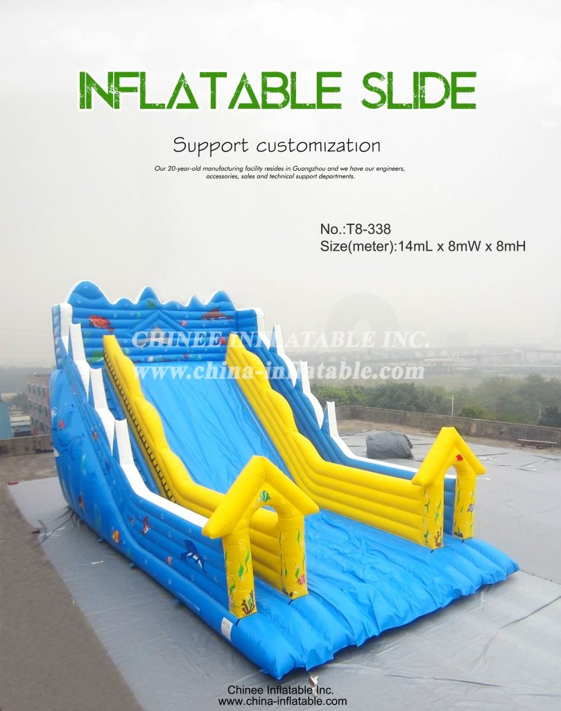 T8-338 - Chinee Inflatable Inc.