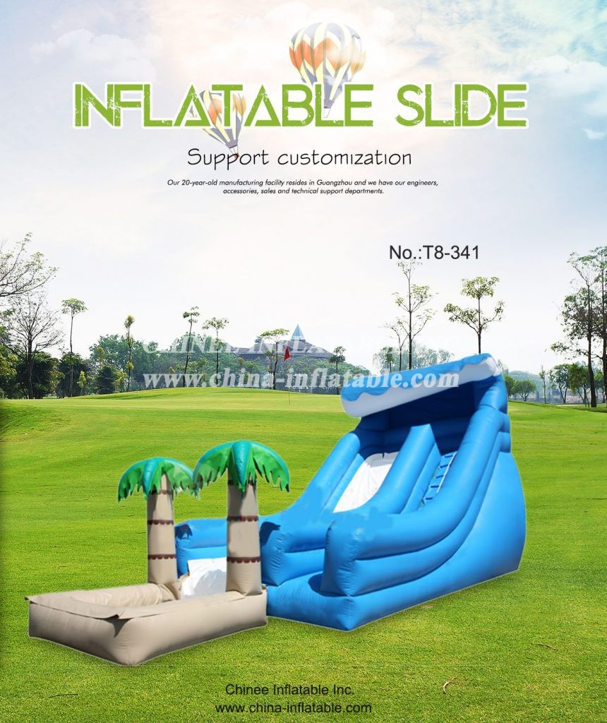 T8-341 - Chinee Inflatable Inc.