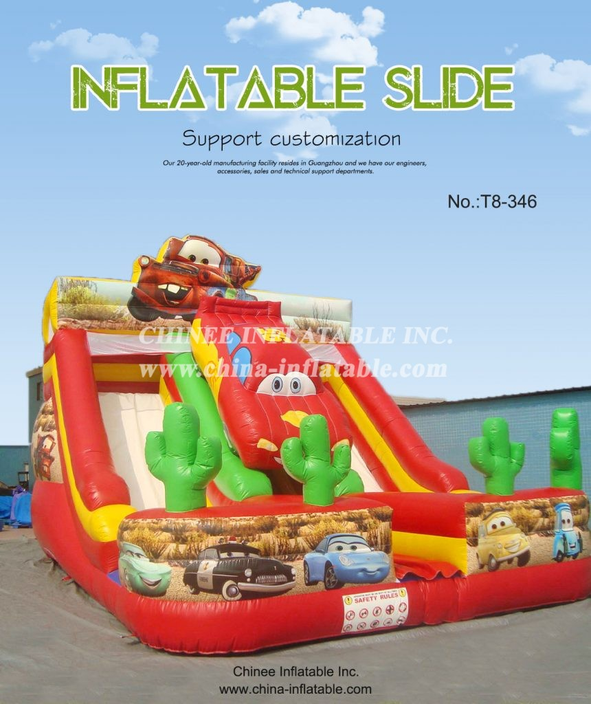 T8-346 - Chinee Inflatable Inc.