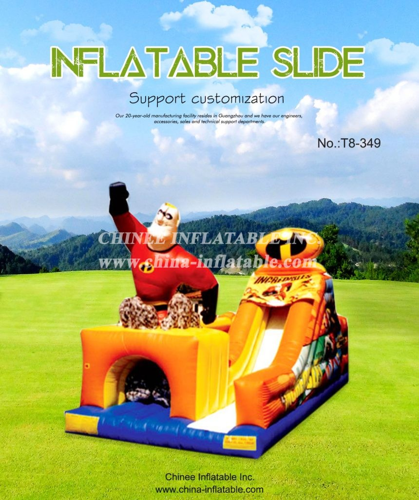 T8-349 - Chinee Inflatable Inc.