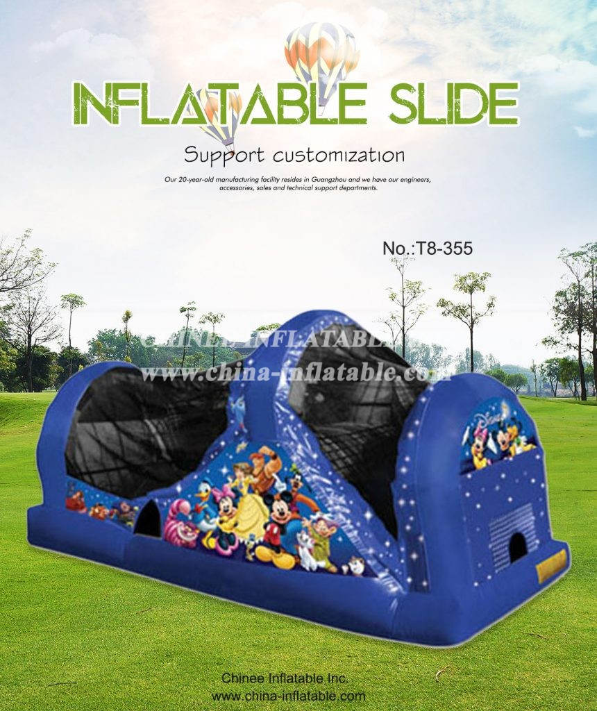 T8-355 - Chinee Inflatable Inc.