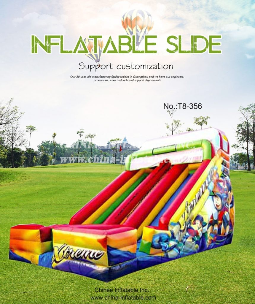 T8-356 - Chinee Inflatable Inc.