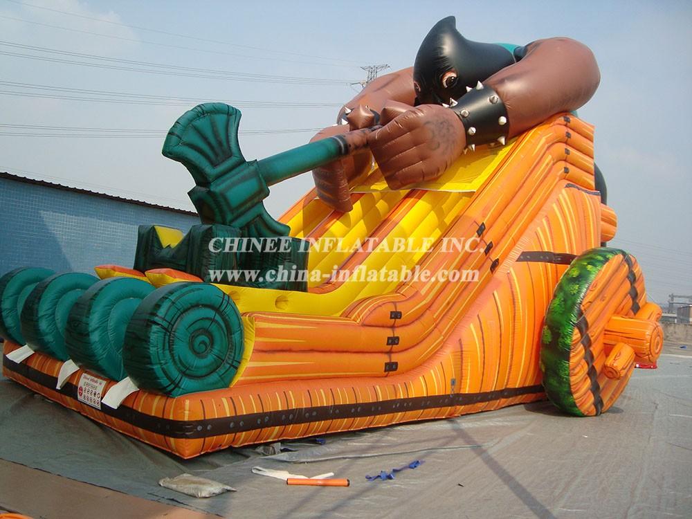T8-360 Inflatable Slides