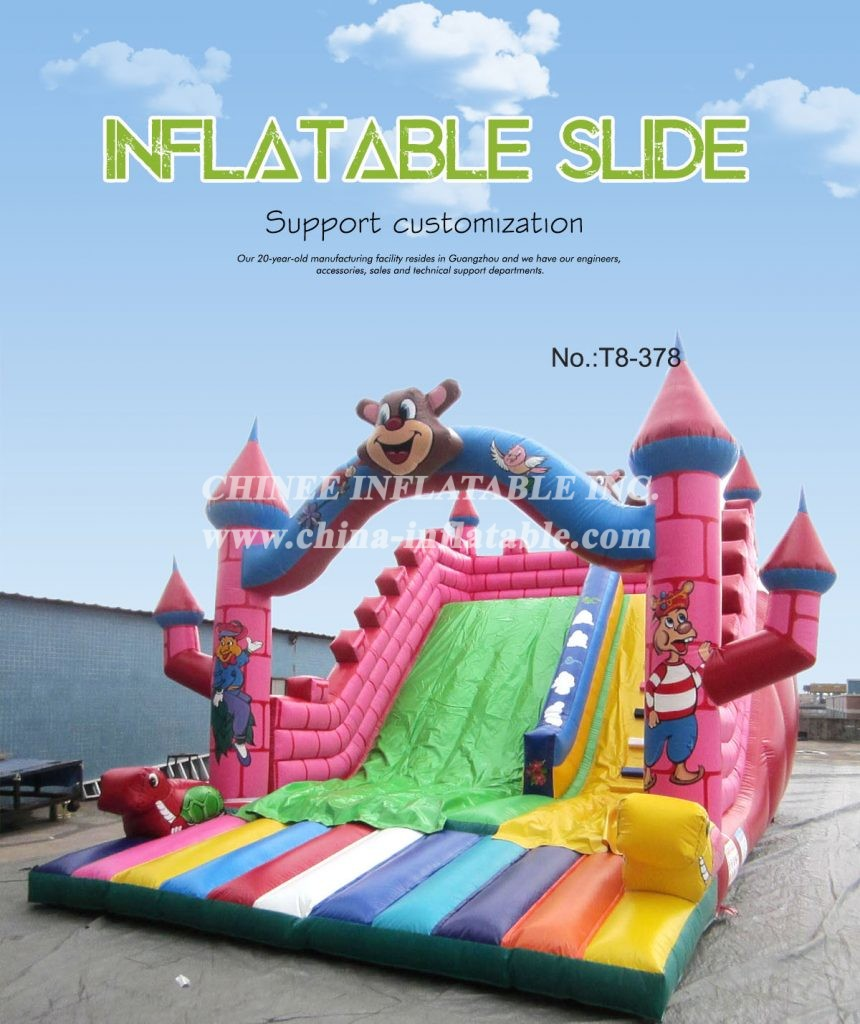 T8-378 - Chinee Inflatable Inc.