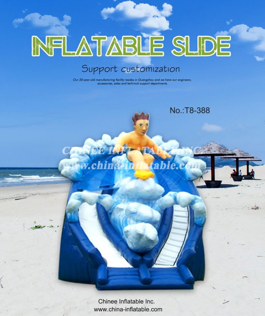T8-388 - Chinee Inflatable Inc.