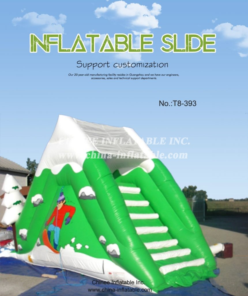 T8-393 - Chinee Inflatable Inc.