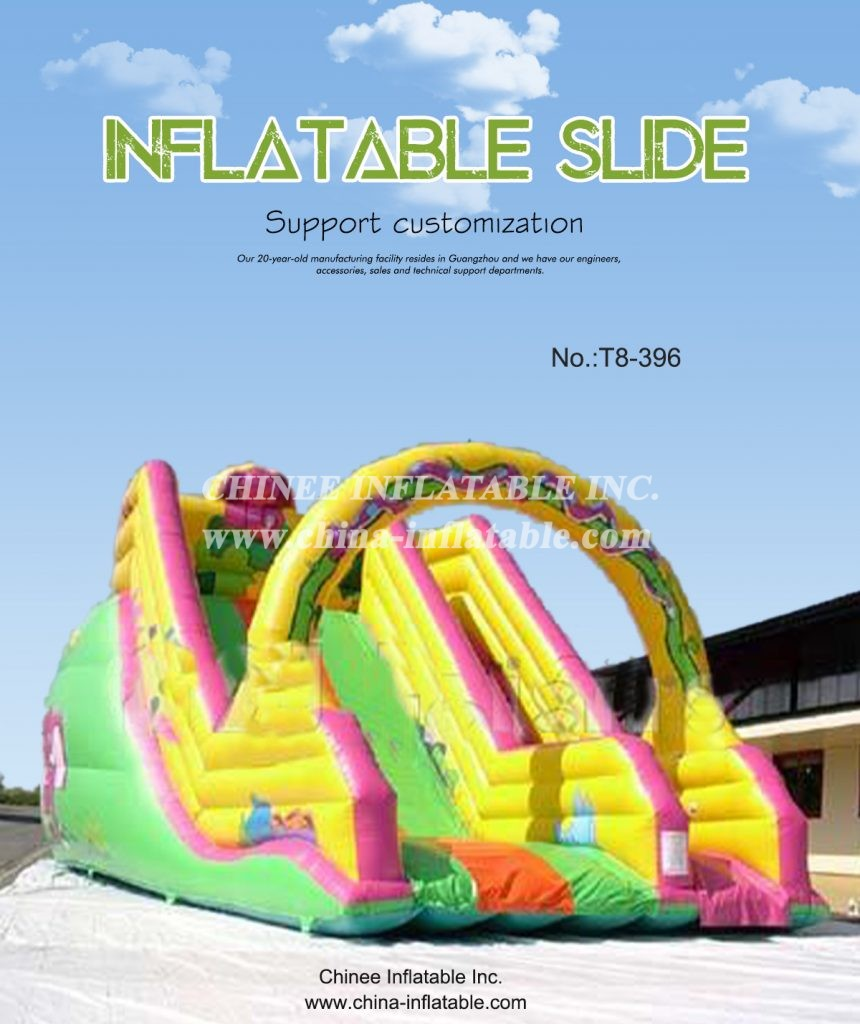 T8-396 - Chinee Inflatable Inc.