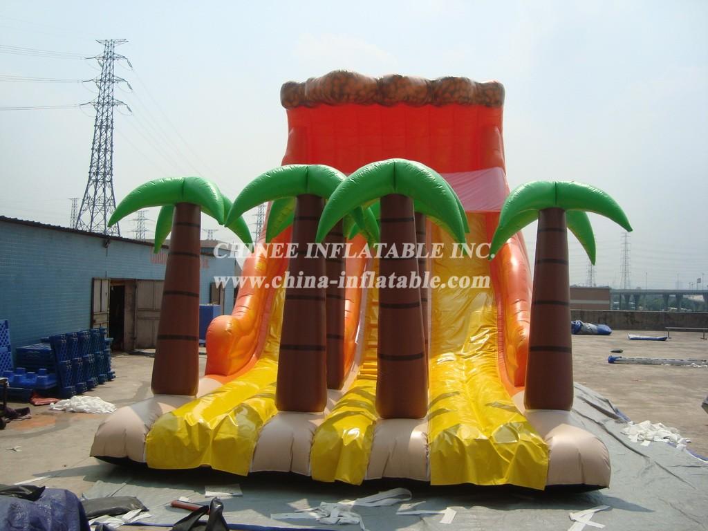 T8-397 Inflatable Slide