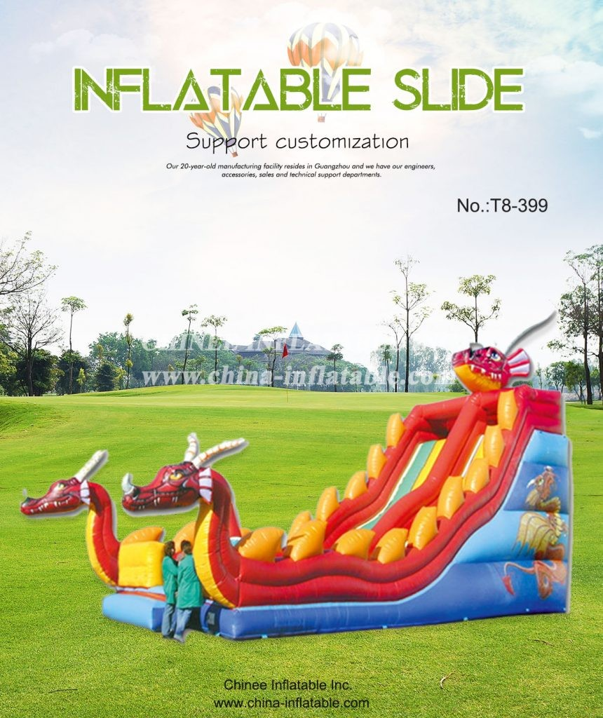 T8-399 - Chinee Inflatable Inc.