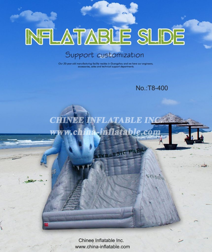 T8-400 - Chinee Inflatable Inc.