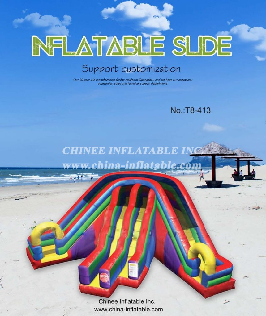 T8-413 - Chinee Inflatable Inc.