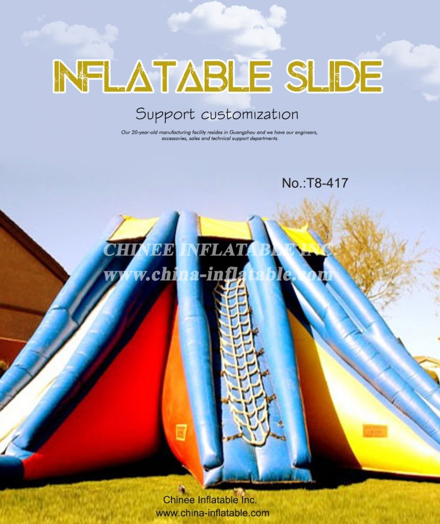 T8-417 - Chinee Inflatable Inc.