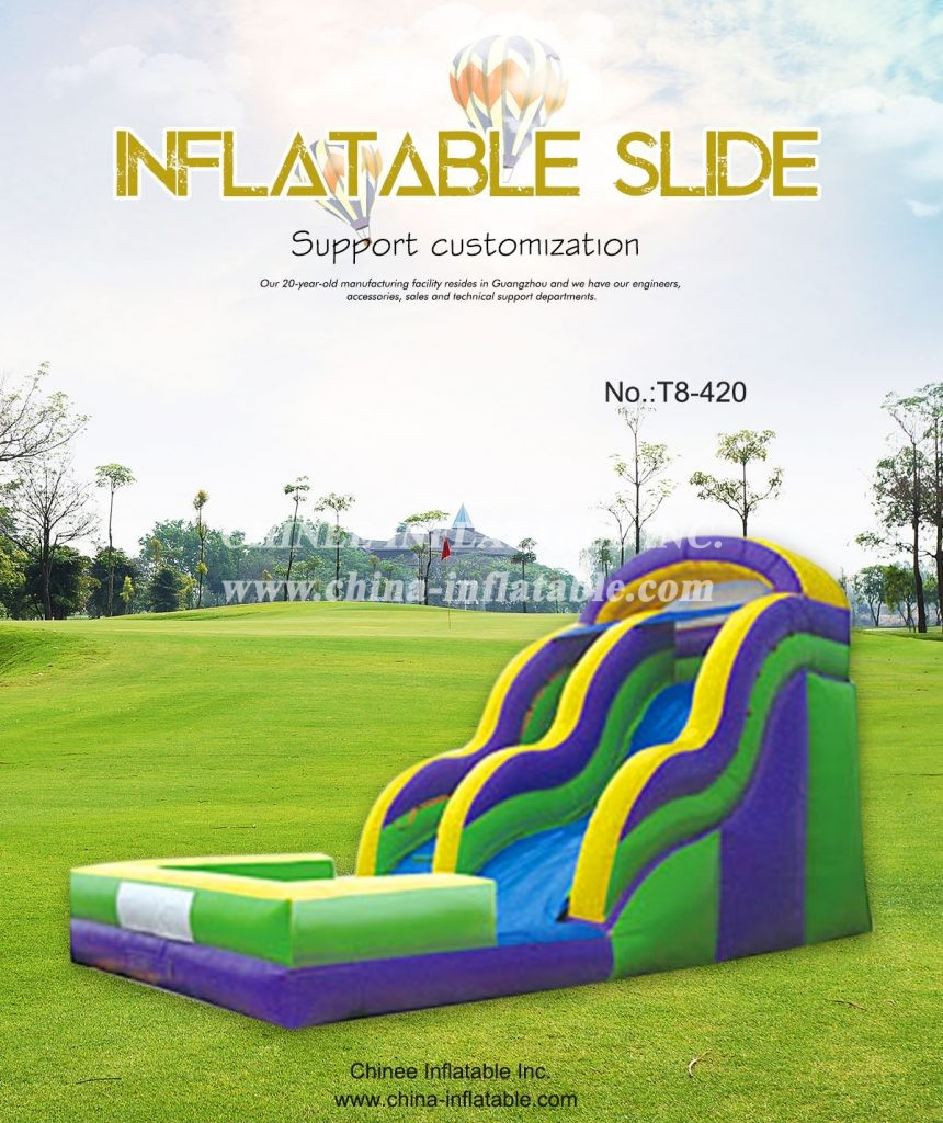 T8-420 - Chinee Inflatable Inc.