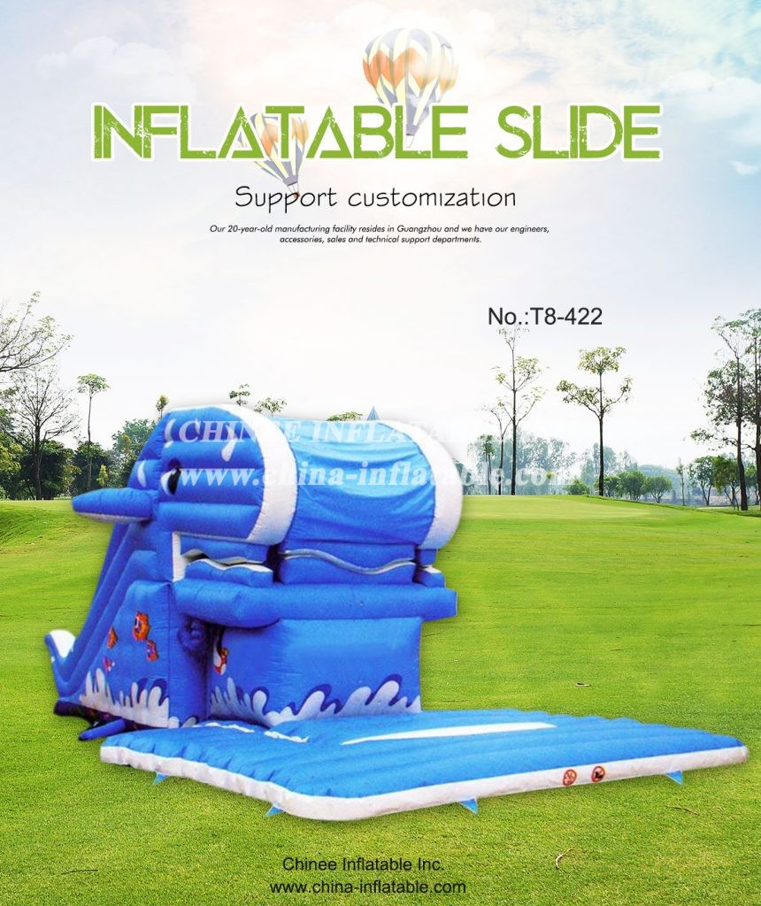 T8-422 - Chinee Inflatable Inc.