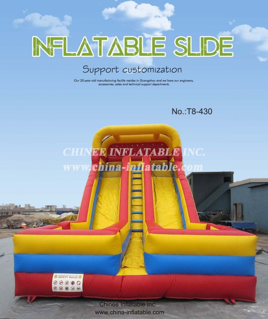 T8-430 - Chinee Inflatable Inc.