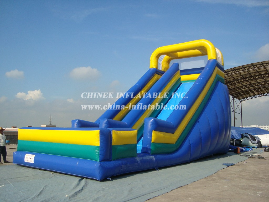 T8-431 Inflatable Slides