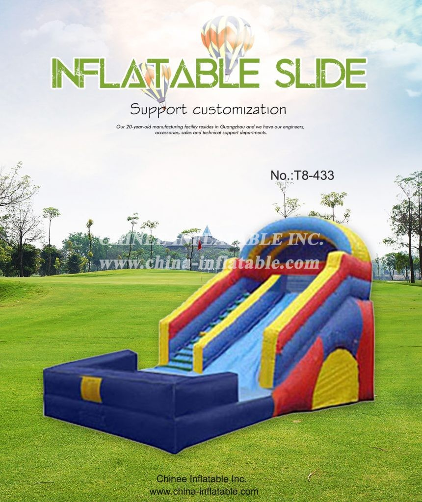 T8-433 - Chinee Inflatable Inc.