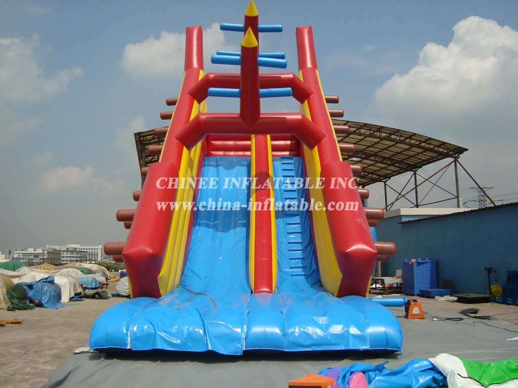 T8-460 Inflatable Slide