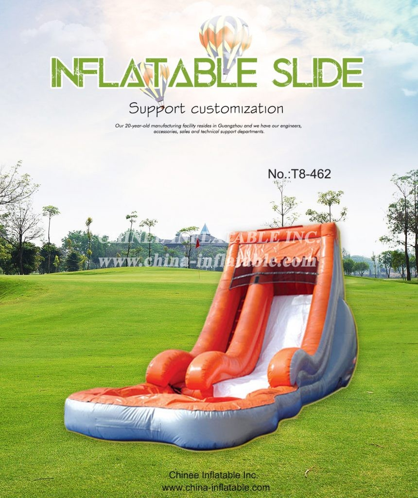 T8-462 - Chinee Inflatable Inc.