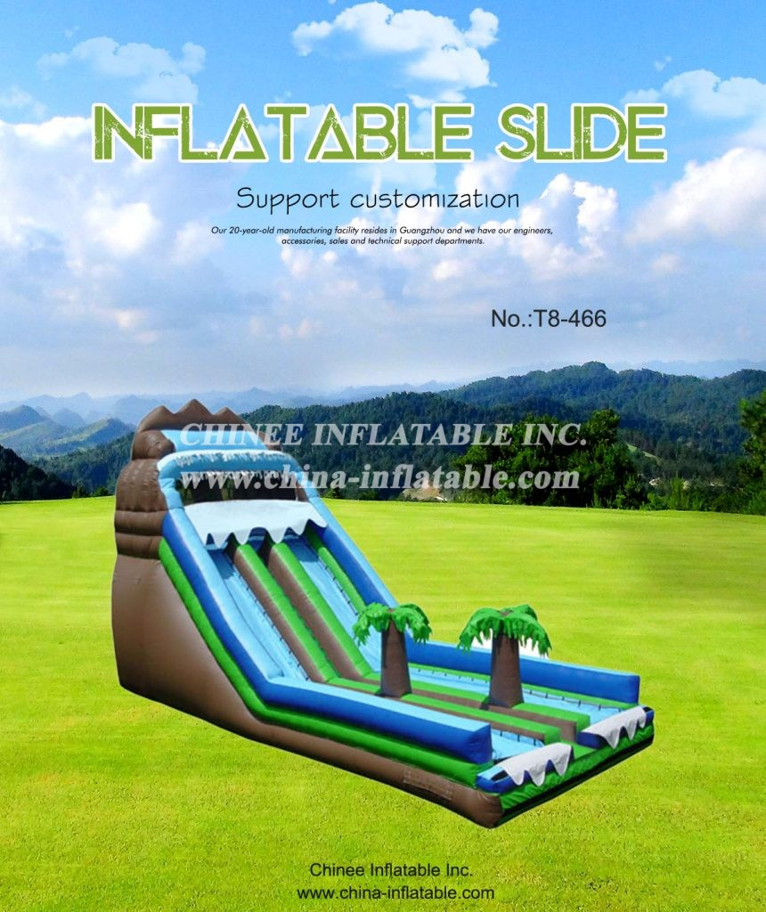T8-466 - Chinee Inflatable Inc.