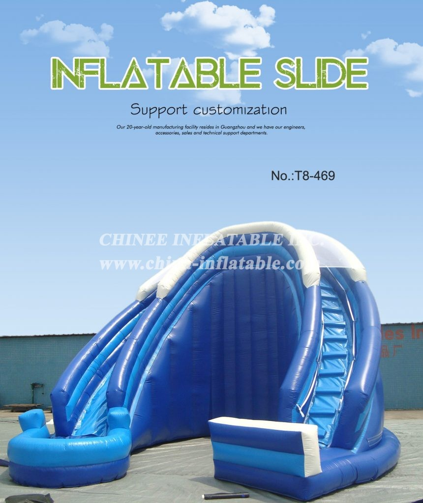 T8-469 - Chinee Inflatable Inc.