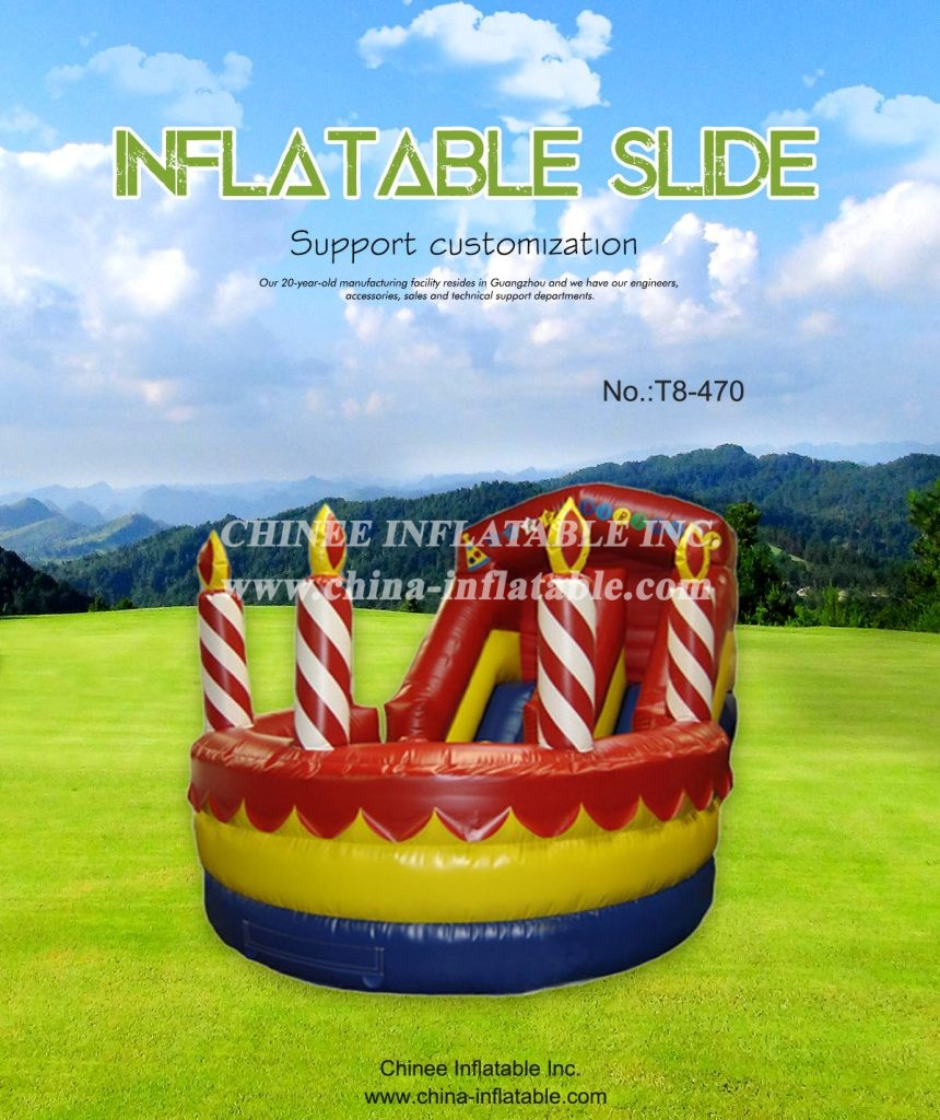 T8-470 - Chinee Inflatable Inc.