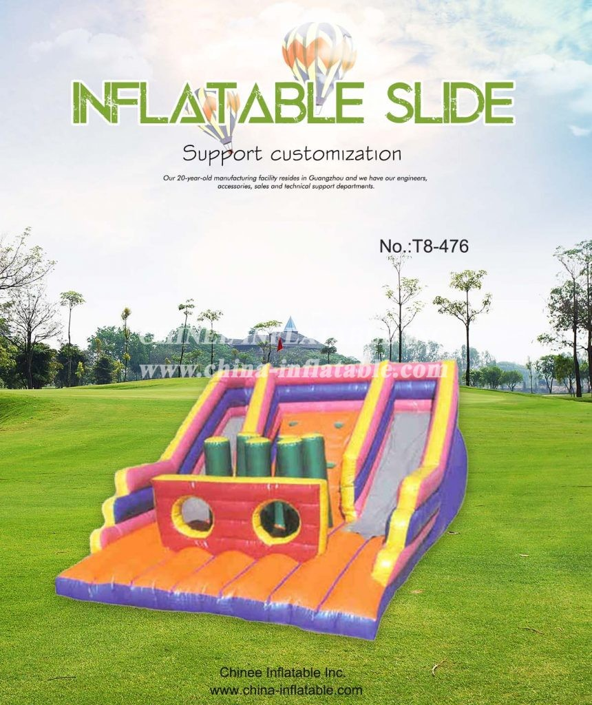 T8-476 - Chinee Inflatable Inc.