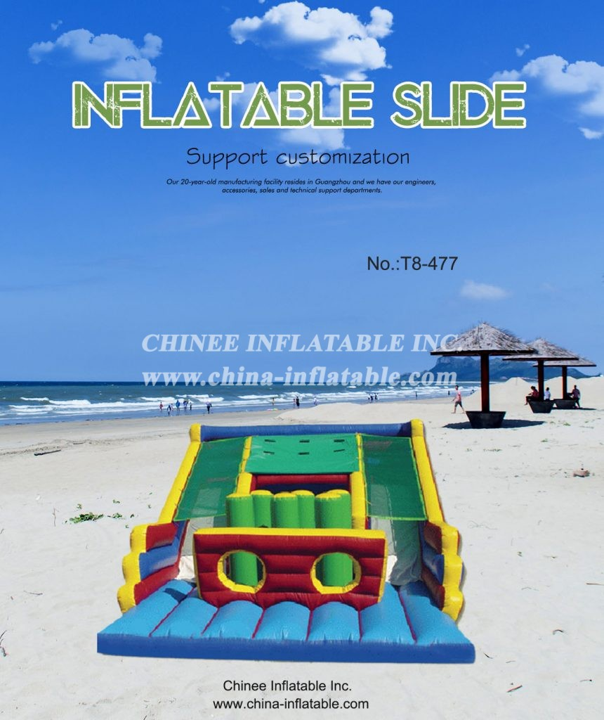 T8-477 - Chinee Inflatable Inc.