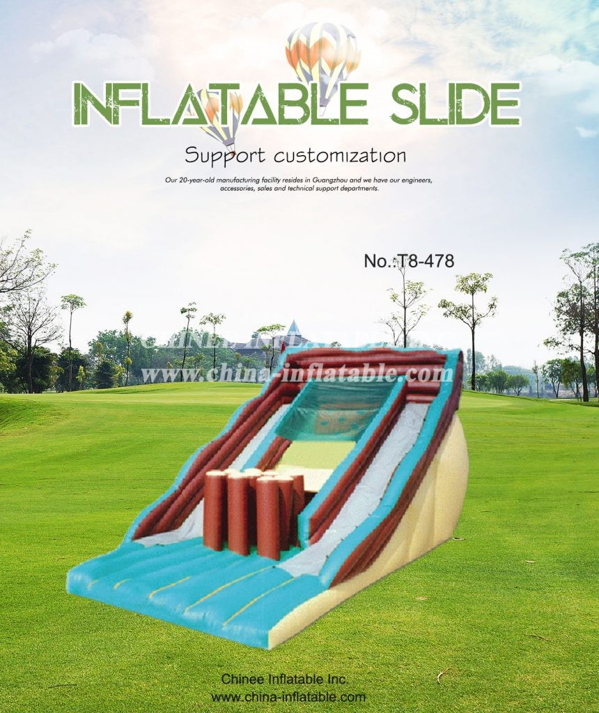 T8-478 - Chinee Inflatable Inc.