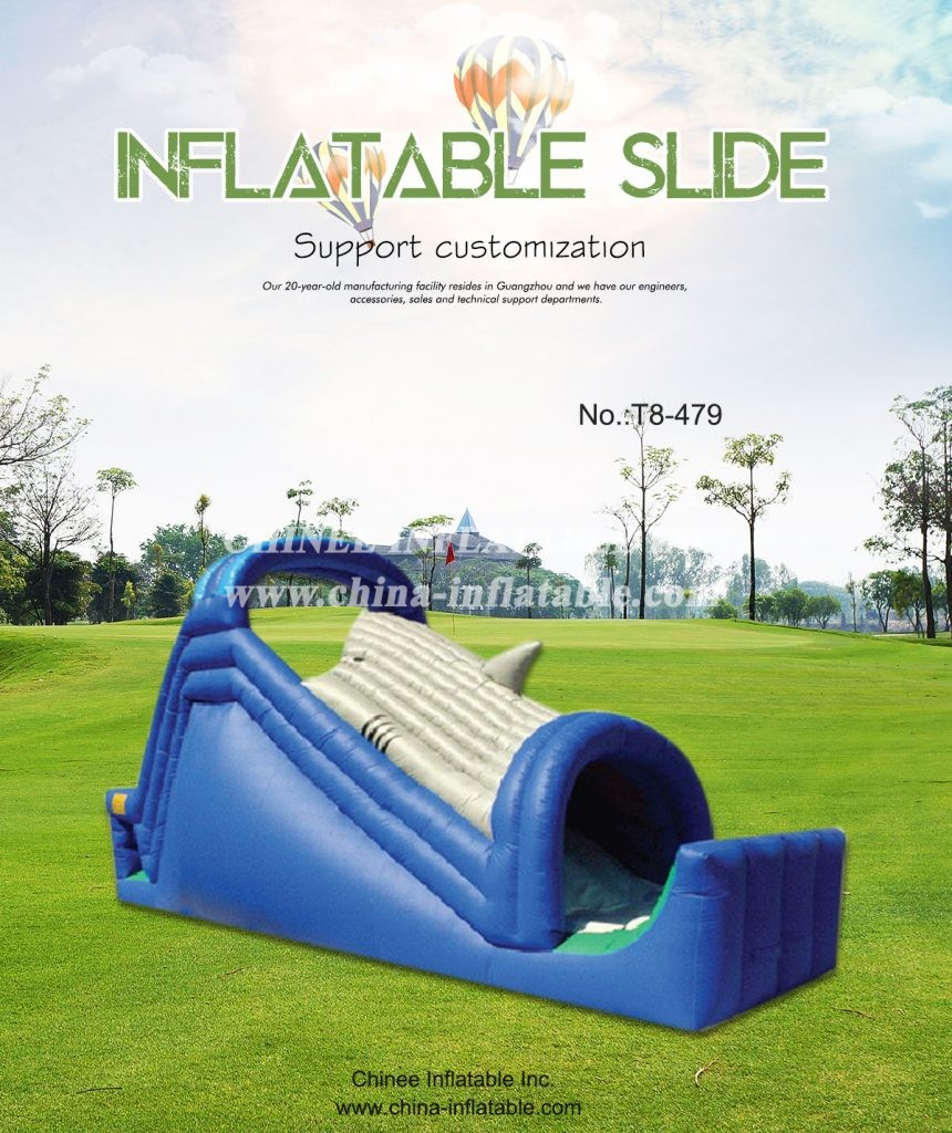 T8-479 - Chinee Inflatable Inc.