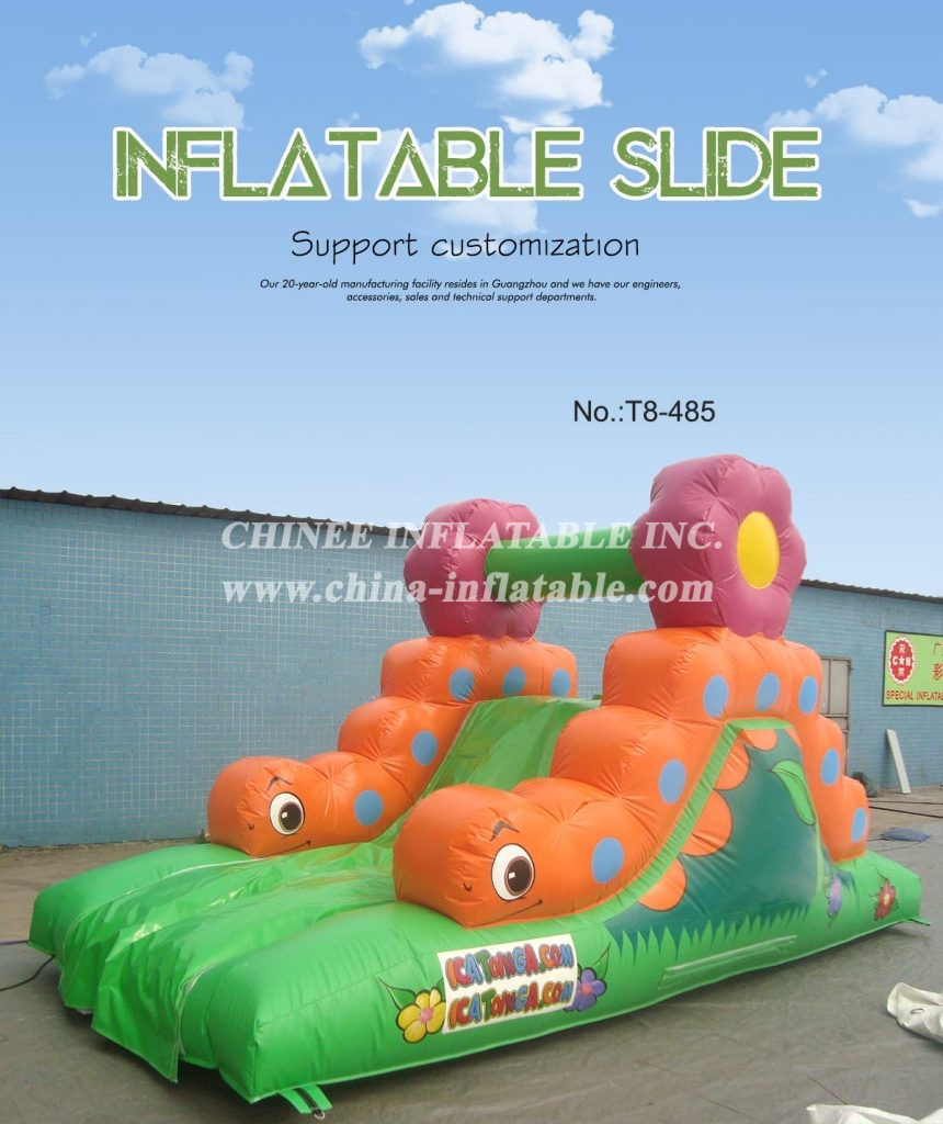 T8-485 - Chinee Inflatable Inc.