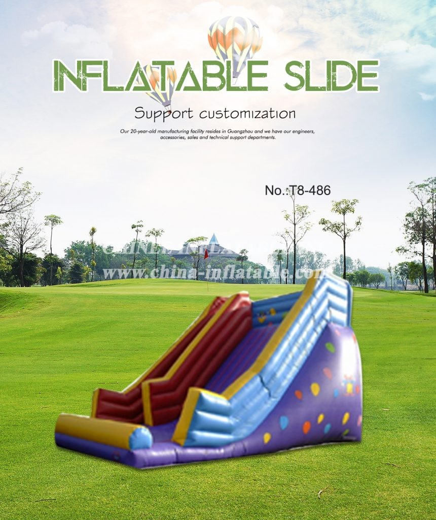 T8-486 - Chinee Inflatable Inc.