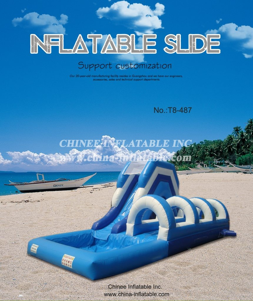 T8-487 - Chinee Inflatable Inc.