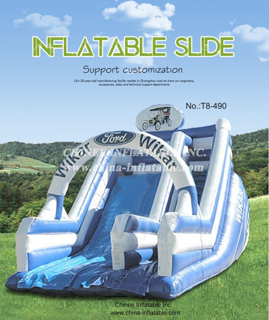 T8-490 - Chinee Inflatable Inc.