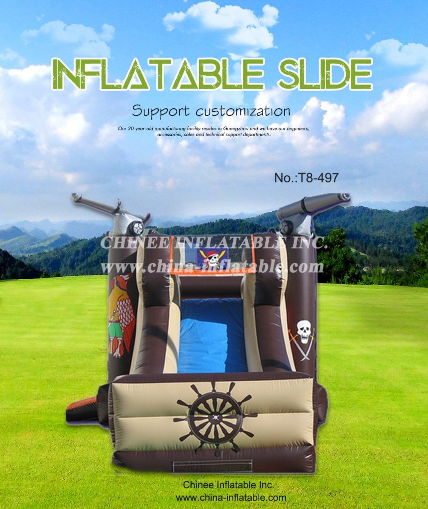 T8-497 - Chinee Inflatable Inc.