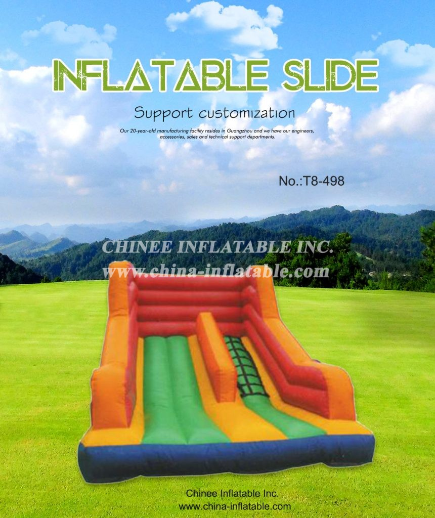 T8-498 - Chinee Inflatable Inc.