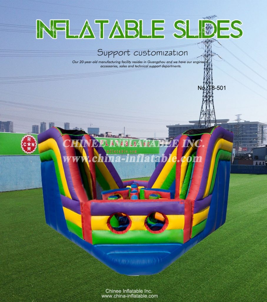 T8-501 - Chinee Inflatable Inc.