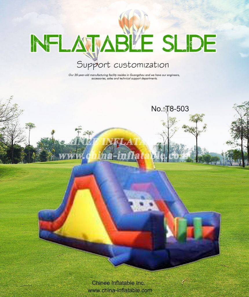 T8-503 - Chinee Inflatable Inc.