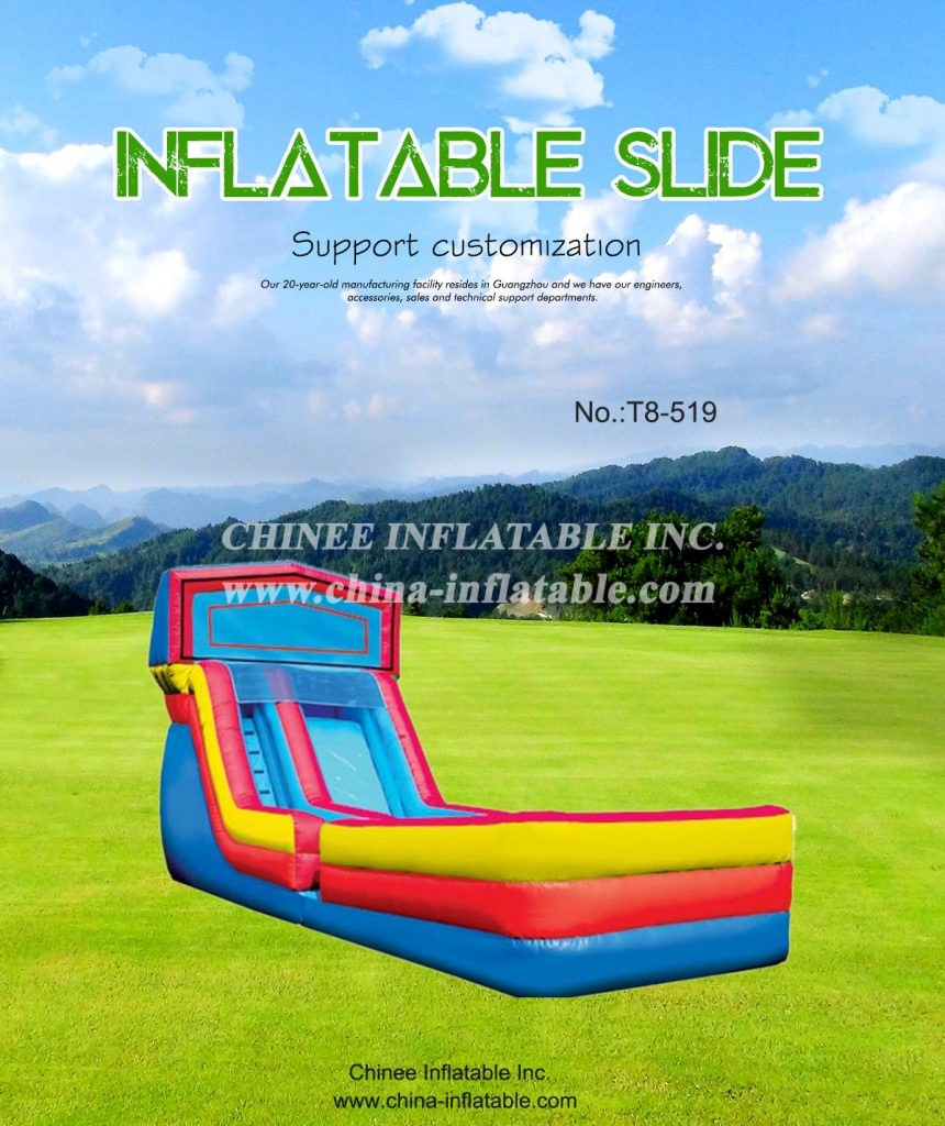 T8-519 - Chinee Inflatable Inc.