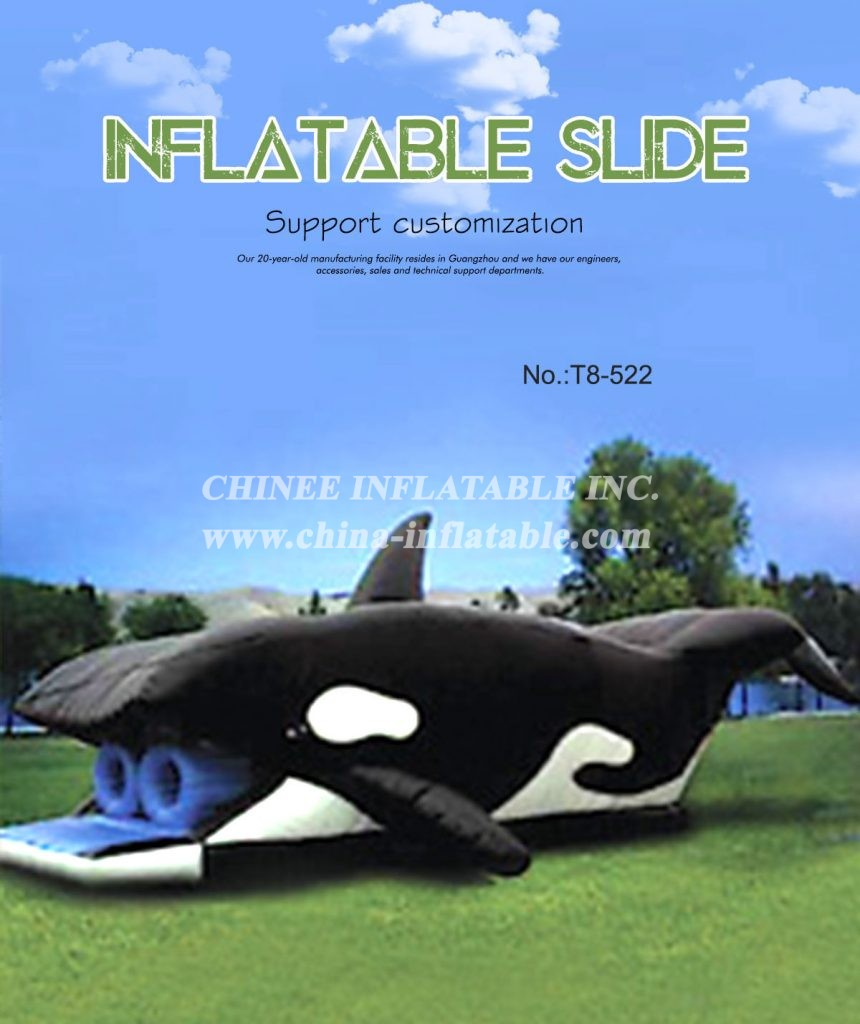 T8-522 - Chinee Inflatable Inc.
