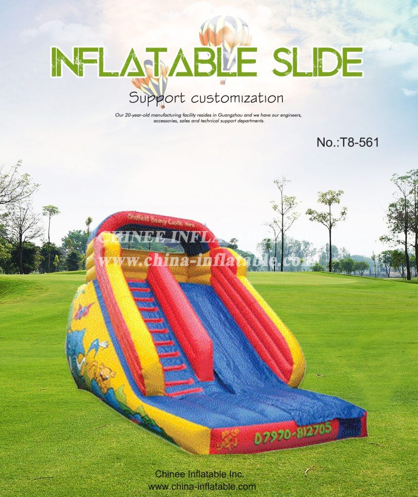 T8-561 - Chinee Inflatable Inc.
