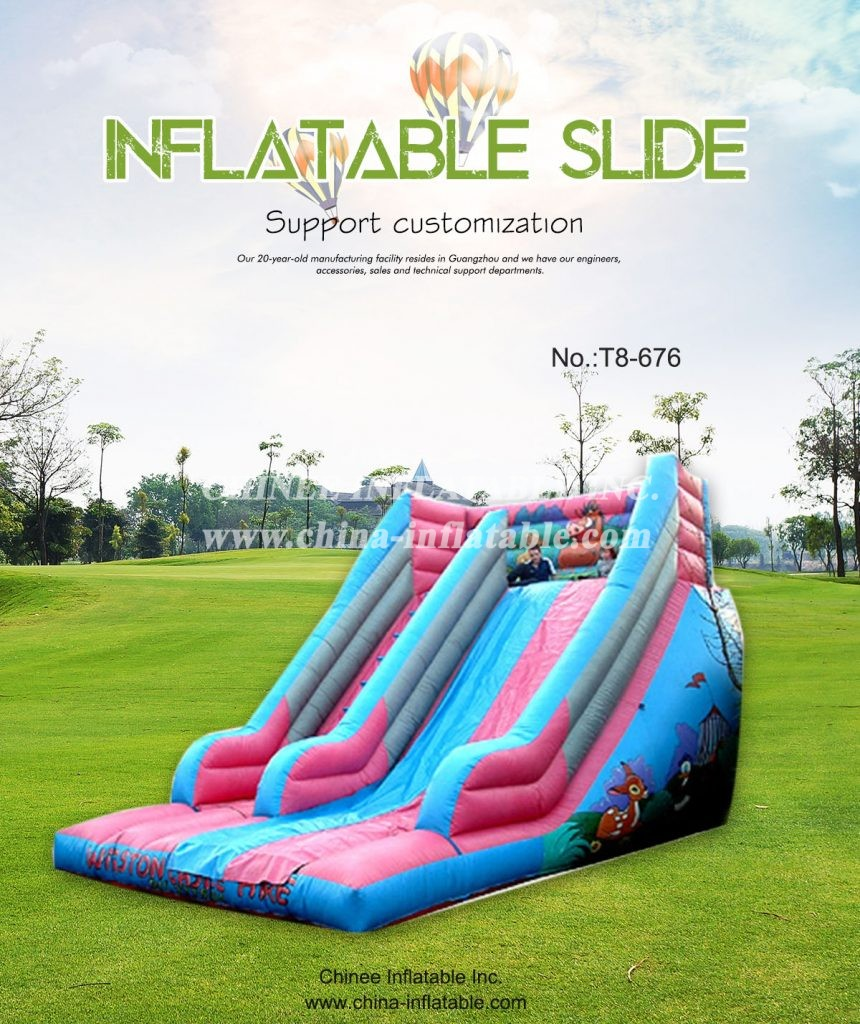 T8-676 - Chinee Inflatable Inc.