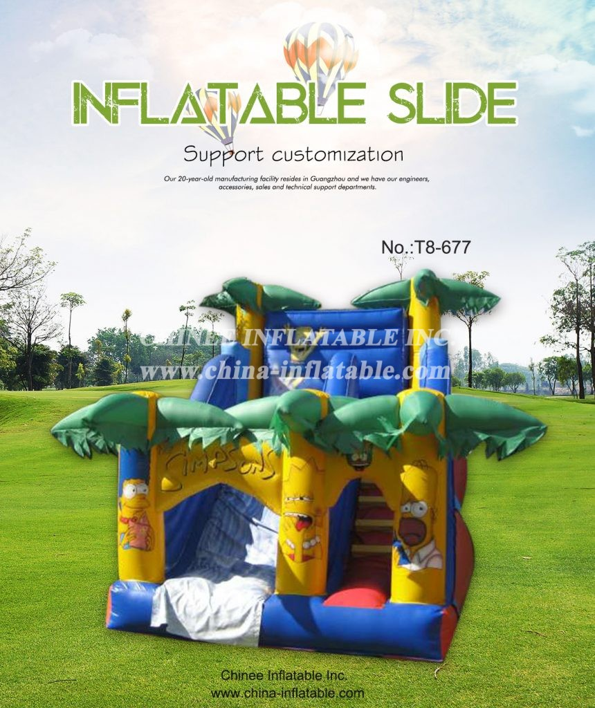 T8-677 - Chinee Inflatable Inc.