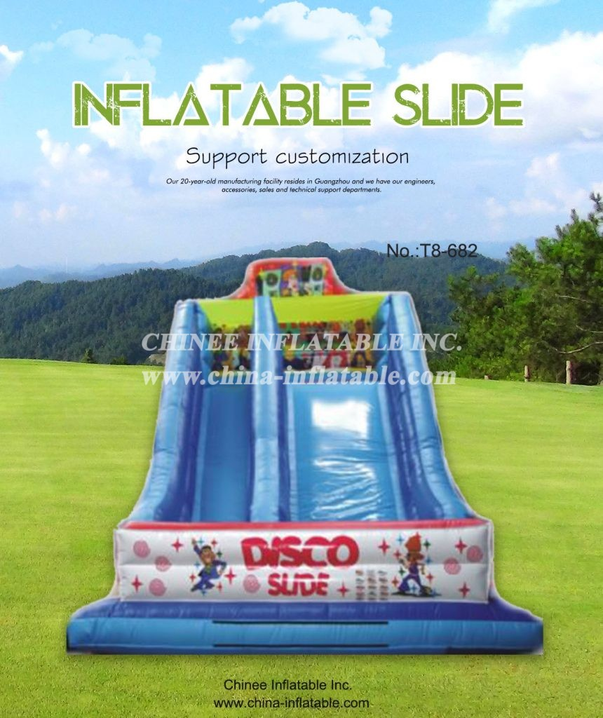 T8-682 - Chinee Inflatable Inc.