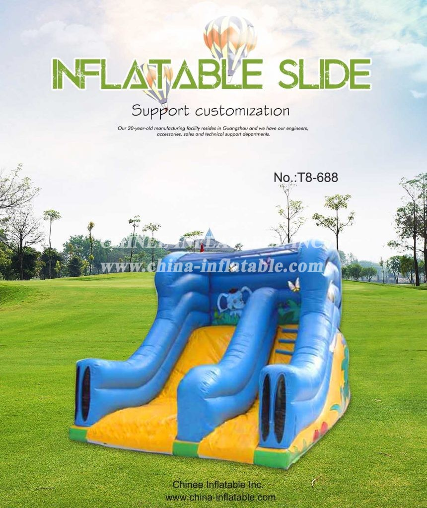 T8-688 - Chinee Inflatable Inc.