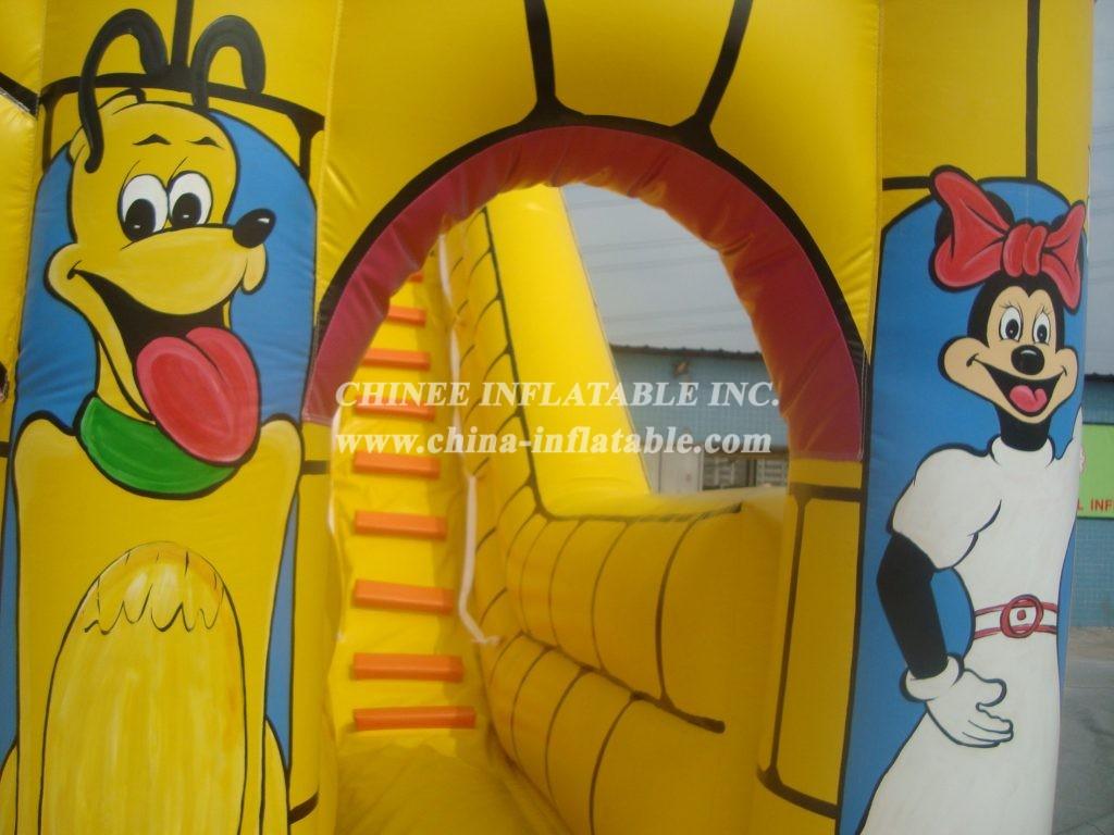 T8-696 Inflatable Slides