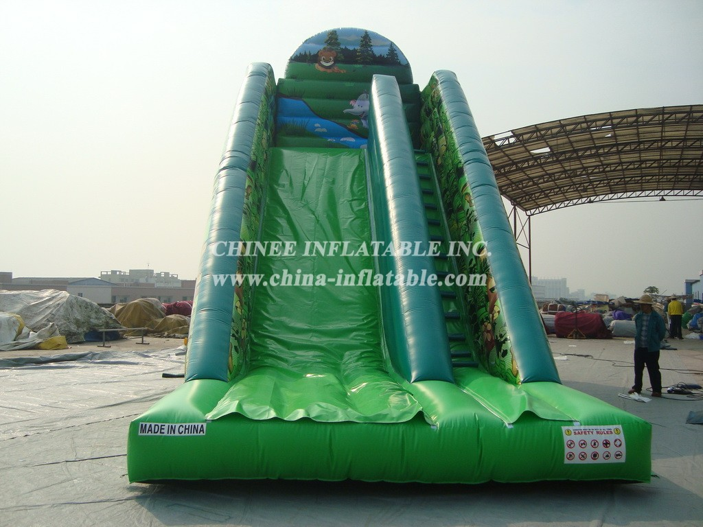 T8-697 Inflatable Slides